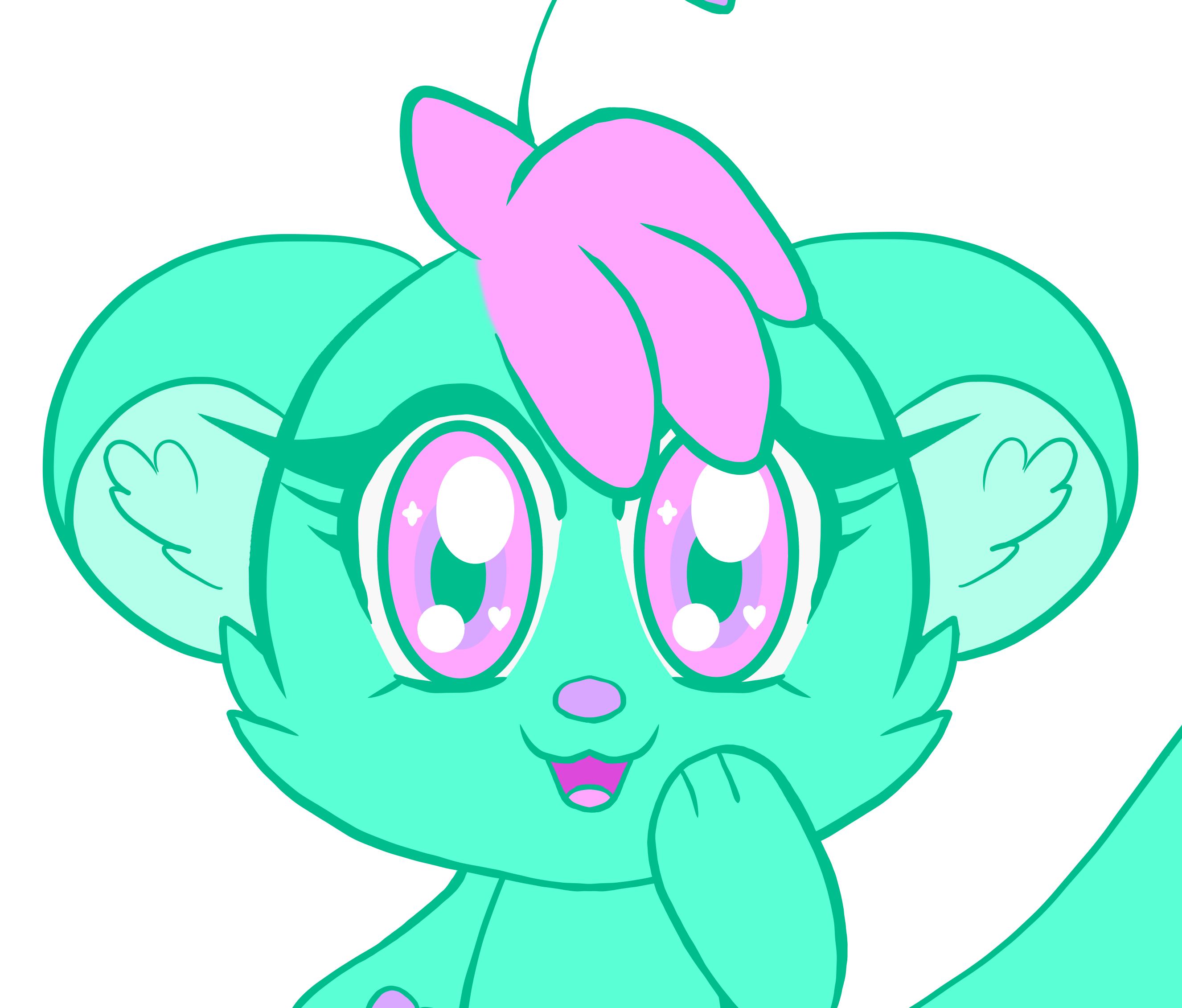 Fluffy Ears