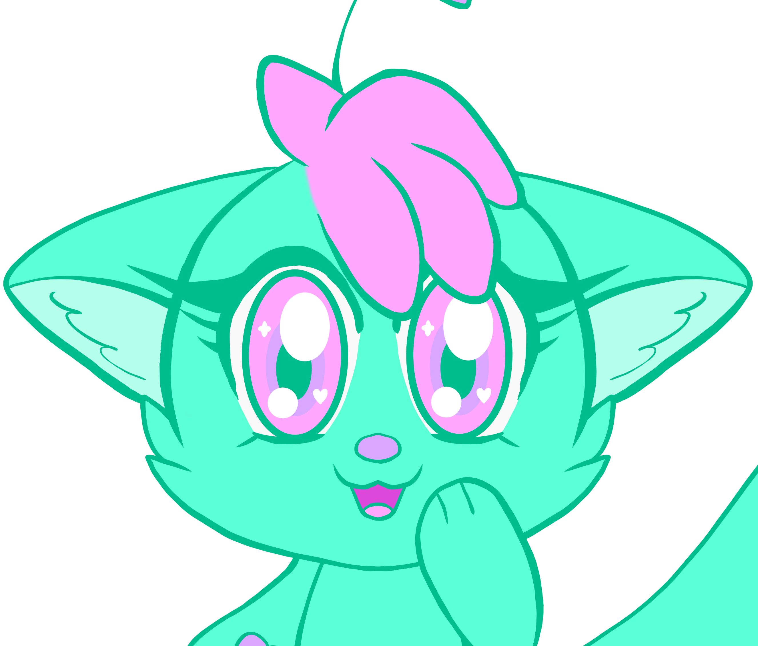Spiky Ears