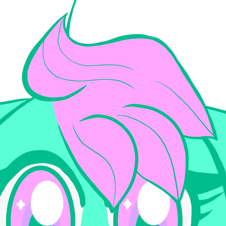 Swirly Hair
