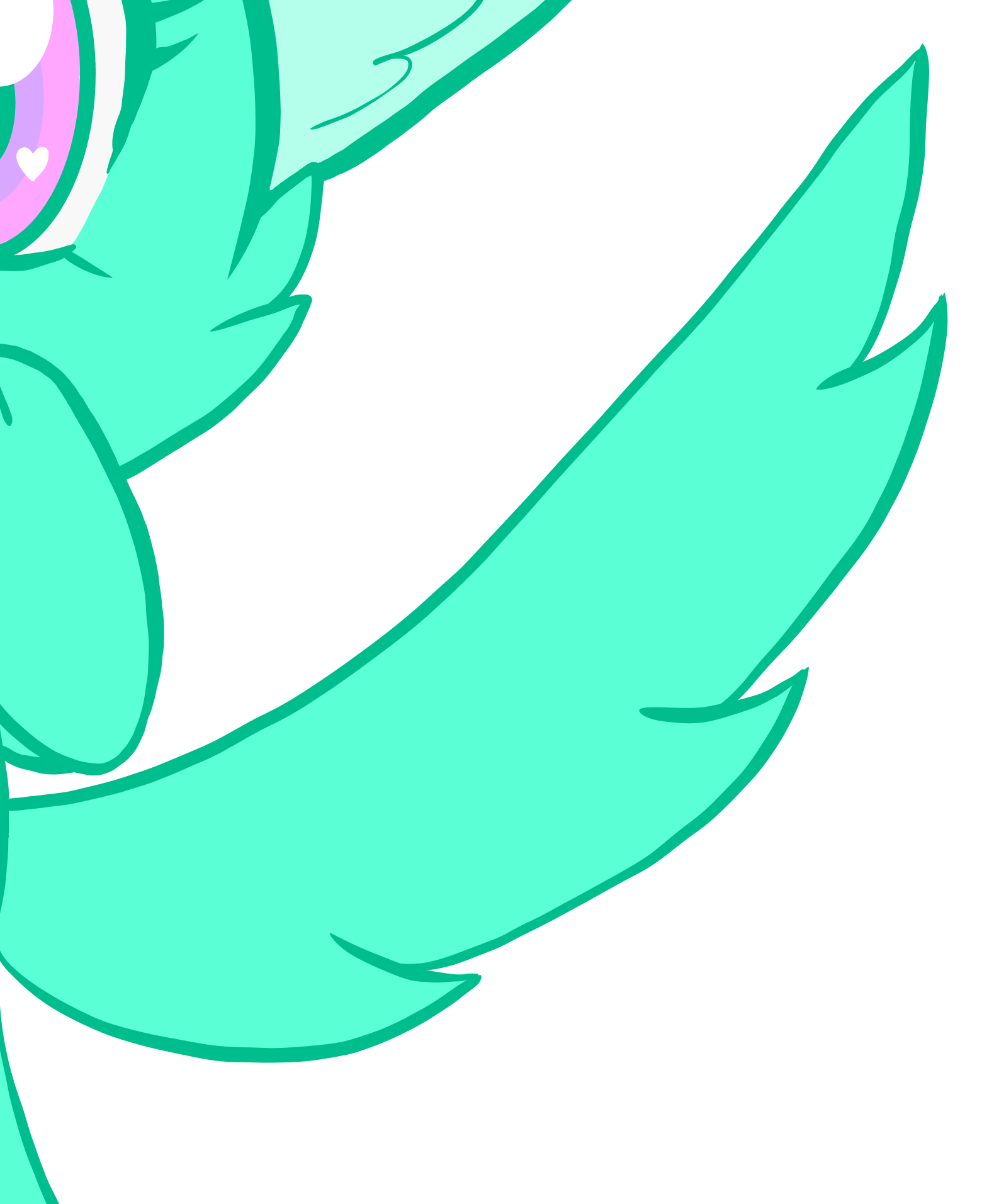 Spiky Tail